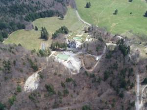 Le chateau d'Avenières
