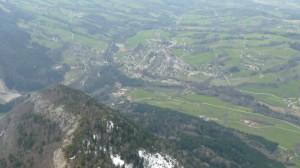 N au dessus de Thorens-Glières